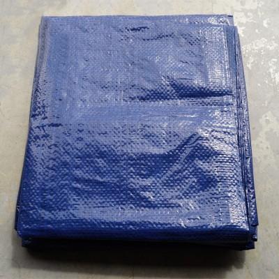 Foto van PE dekkleed 100 gr/m2 Blauw