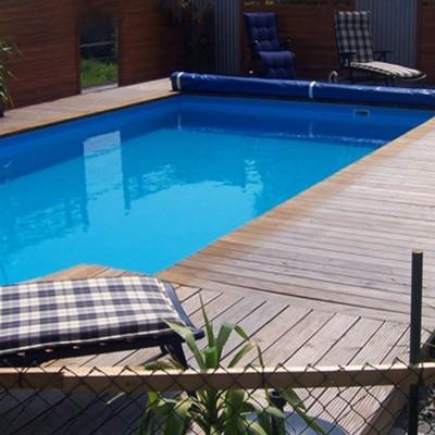 Foto van Zwembadfolie van PVC 0,75mm