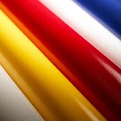 Foto van PVC afdekzeilen op maat gemaakt