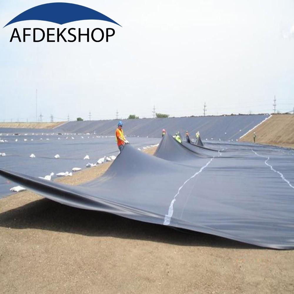PVC Milieu folie 0,50 - 1,0 mm