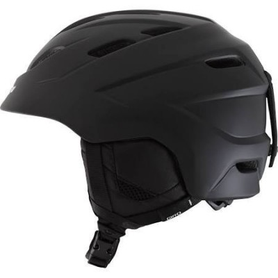 Foto van Giro Nine.10 Black 2018 Skihelm