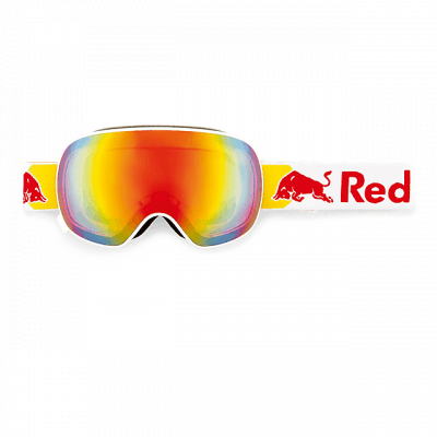 Foto van Red Bull Spect Magnetron 003 White Red Snow