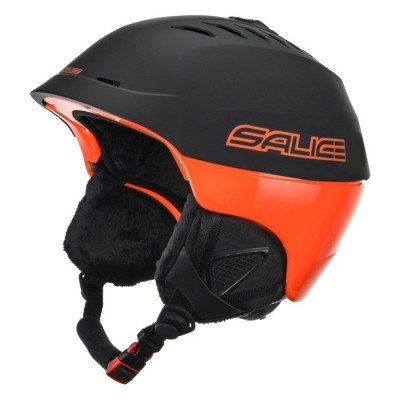 Foto van Salice X-Treme Matt Black Orange L