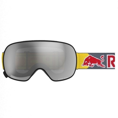 Foto van Red Bull Spect Magnetron 001 Black Silver Snow