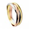 Afbeelding van Ring 3-in-1 tricolor 43.00445
