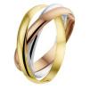 Afbeelding van Ring 3-in-1 tricolor 43.00456
