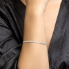Afbeelding van Armband gourmet dubbel 4,3 mm 10.02458