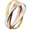 Afbeelding van Ring 3-in-1 tricolor 43.00446