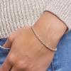 Afbeelding van Armband koord gediamanteerd 2,0 mm 10.02186