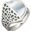 Afbeelding van Zilveren ring van Elisabeth Landeloos R1084