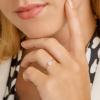 Afbeelding van Witgouden ring zirkonia 41.03247