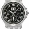 Afbeelding van Seiko Premier SNP041P1 Premier Kinetic Perpetual calender horloge