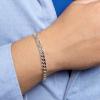 Afbeelding van Armband geslepen gourmet 6 mm 10.01781