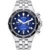 Afbeelding van Edox Delfin 10109-3M-BUIN Delfin horloge