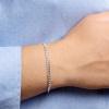 Afbeelding van Armband geslepen gourmet 4,0 mm 10.01764