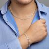 Afbeelding van Armband geslepen gourmet 5,0 mm 10.01772