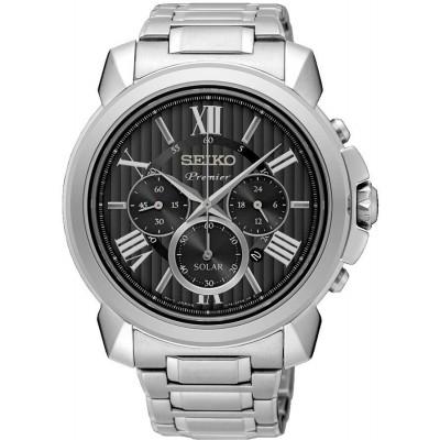 Seiko Premier SSC597P1 horloge heren