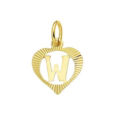 Hanger hart letter W 40.06368