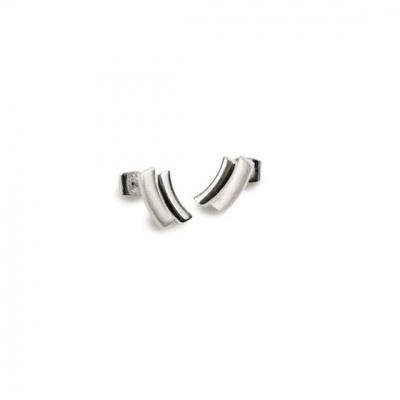 Foto van Titanium oorstekers van Boccia 0561-01