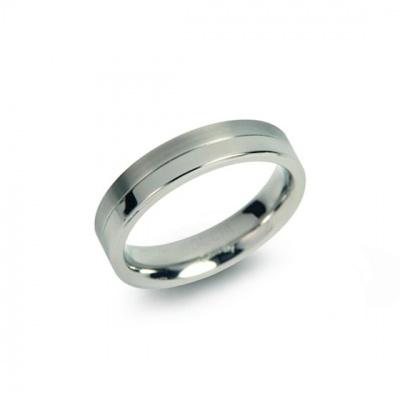 Foto van Titanium ring van Boccia 0129-01