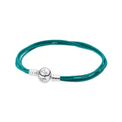 Foto van Pandora zilveren armband 590715CBK