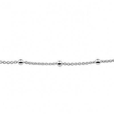 Armband anker en bolletjes 3,0 mm 10.21101