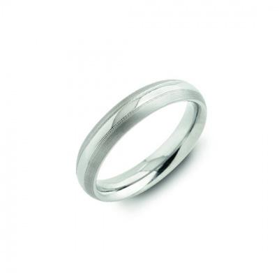 Foto van Titanium ring van Boccia 0131-01