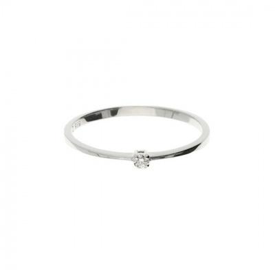 Foto van Ring Solitair Diamant 214.3063