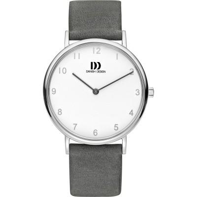 Danish Design IV14Q1173 horloge dames - edelstaal - quartz