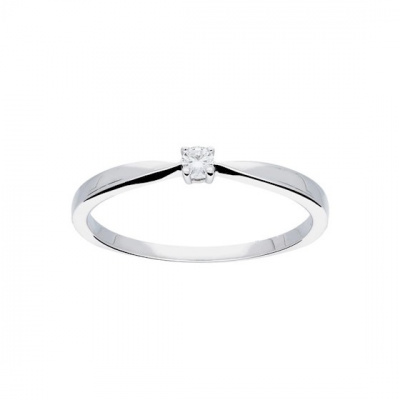 Foto van Ring Solitair Diamant 214.3018.52