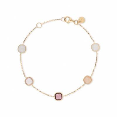 Gouden armband van Italo Bottene BR2125