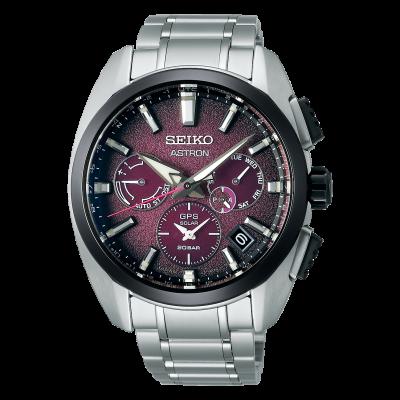 Seiko Astron SSH101J1 Horloge GPS Solar Limited Edition