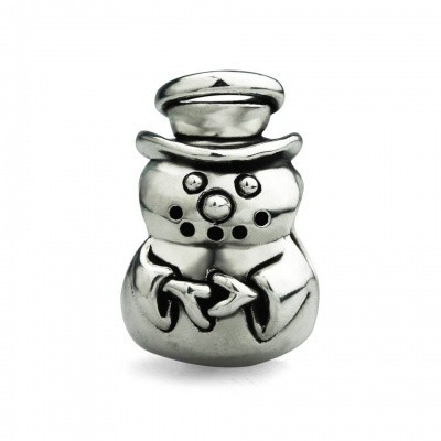 Foto van OHM Beads OHM Snow Angel AAH045