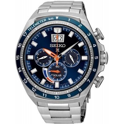 Seiko Prospex SSC601P1 horloge heren