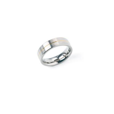 Foto van Boccia Titanium Ring 0101-2164
