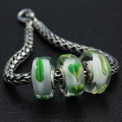 Foto van OHM Beads Leaf Life AMG015 BOTM April