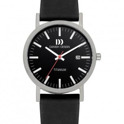 Danish Design horloge 35 MM titanium IQ23Q199