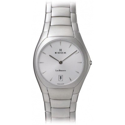 27006 EDOX STAAL SAFFIER GLAS