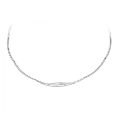 Zilveren Choker Elegance 103.6278.43