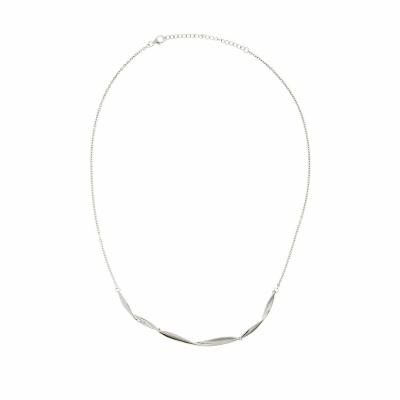 Zilveren damescollier NNC22052-1002