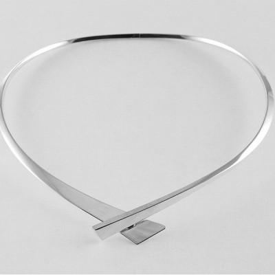 Foto van Zilveren handgemaakte spang van Nol Sieraden AG17007.10