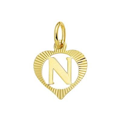 Hanger hart letter N 40.06356