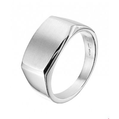 Zilver ringen dwarsmodel