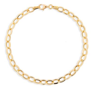 Foto van Gouden armband BHC01-4136
