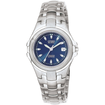 Citizen EW0650-51L Super Titanium dameshorloge