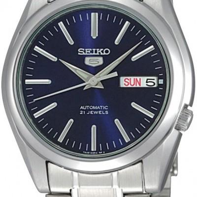 Seiko herenhorloge snkl43k1