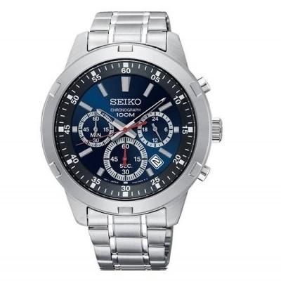 Seiko SKS603P1 horloge Chronograaf Blauw