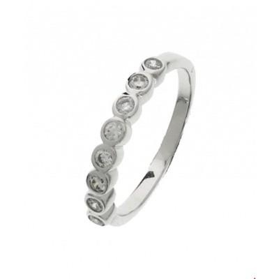 Ring met zirkonia 1322722