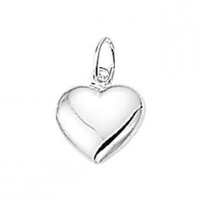 Foto van Zilveren Hanger hart 10.04880
