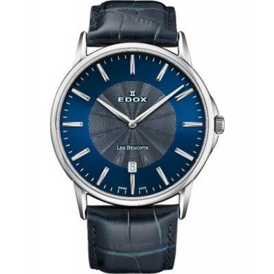 Foto van Edox Heren horloge 56001 3 BUIN
